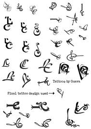 New Release Symbol Tattoo Designs