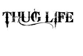 New Sample Of Thug Life Tattoo