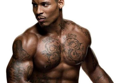 New Tattoos On Body Of Black People