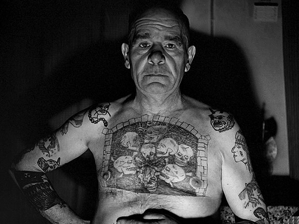 Old People With Amazing Tattoos
