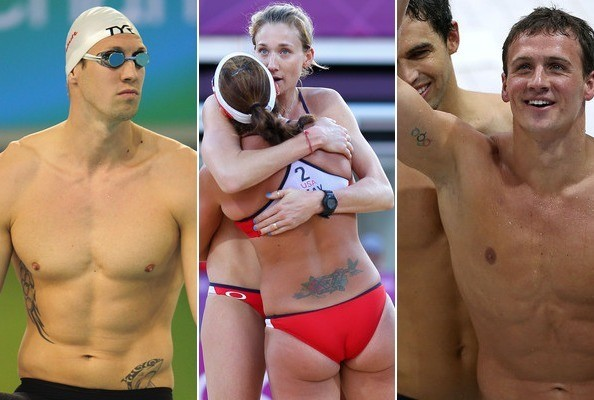 Olympic Tattoos Images