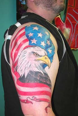 Patriotic Tattoo Designs