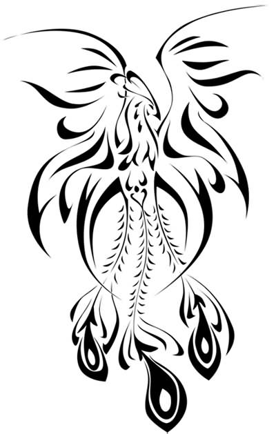 Phoenix Tattoo Version