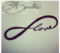 Pic Of Love Symbol Tattoo