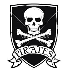 Pirates Tattoo Design