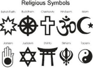 Religious Symbols Tattoo Designs