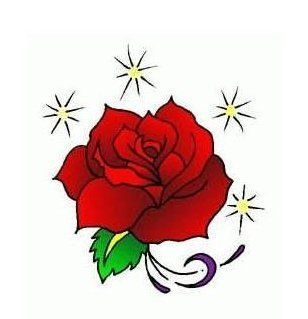 Rose Tattoo Design Preview