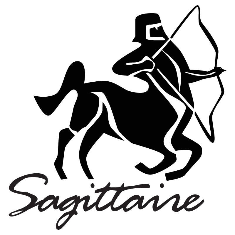 Sagittarius Tattoo Sample