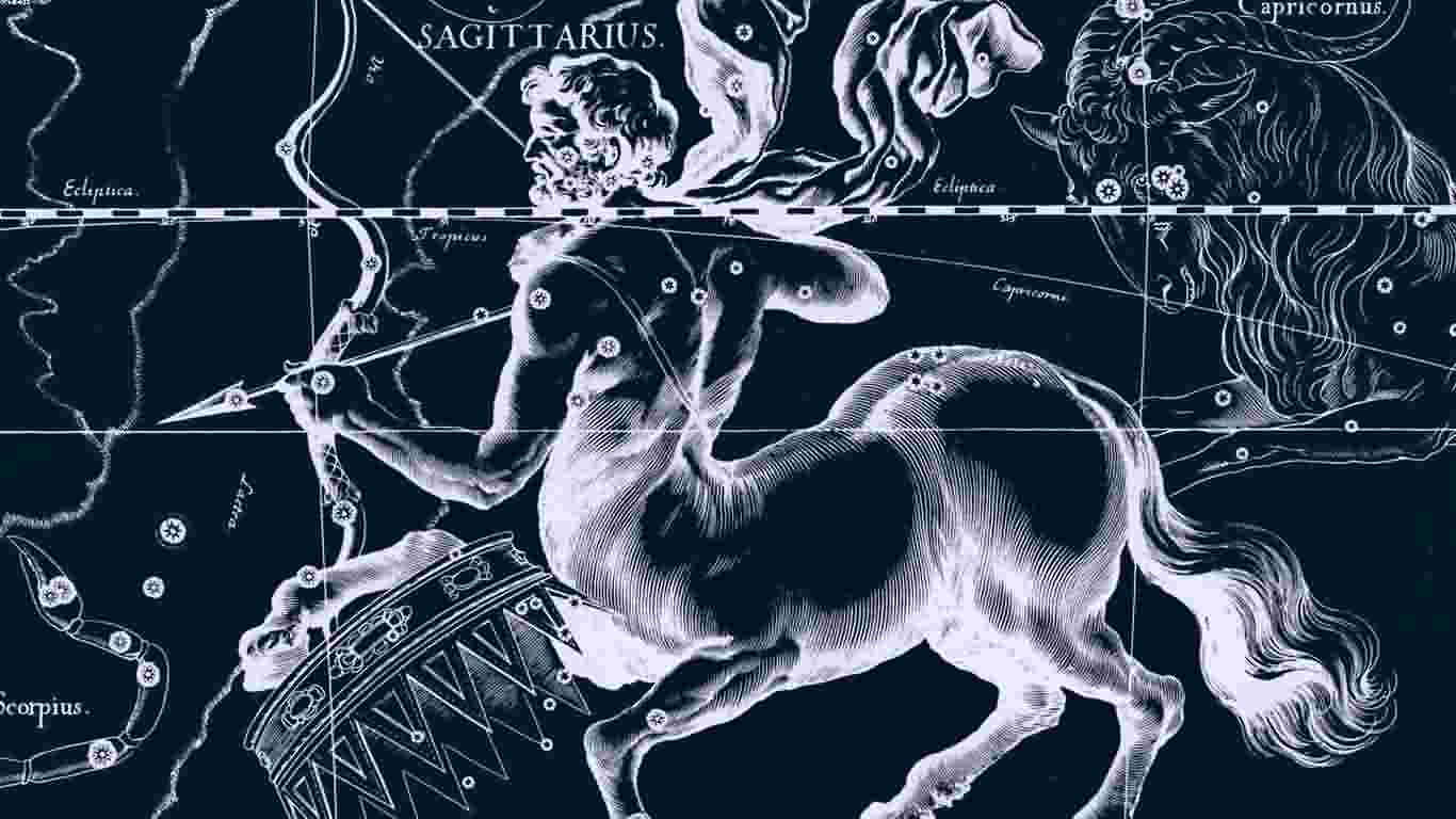 Sagittarius Tattoo Wallpaper