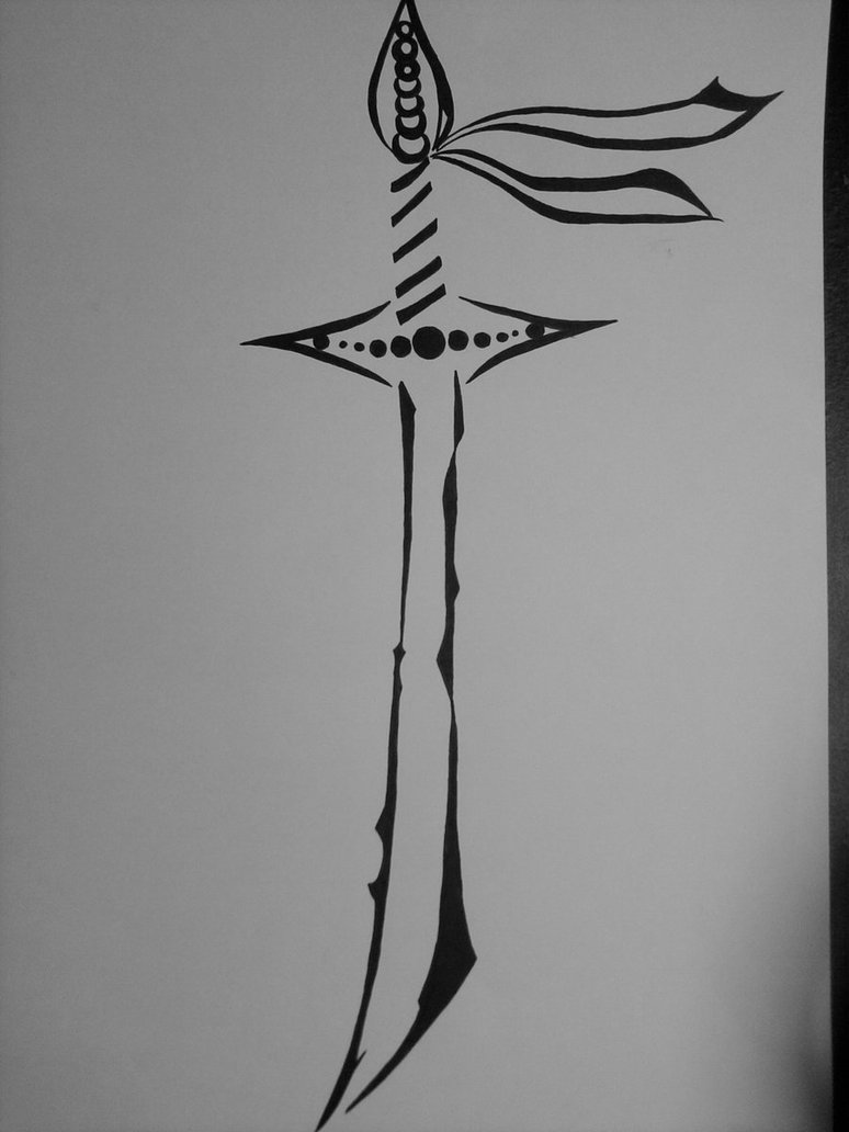 Sword Tattoos Designs And Ideas  Page 21
