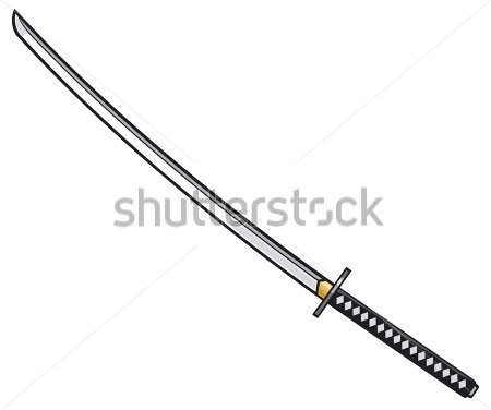 Try A New Japanese Sword Tattoo Design