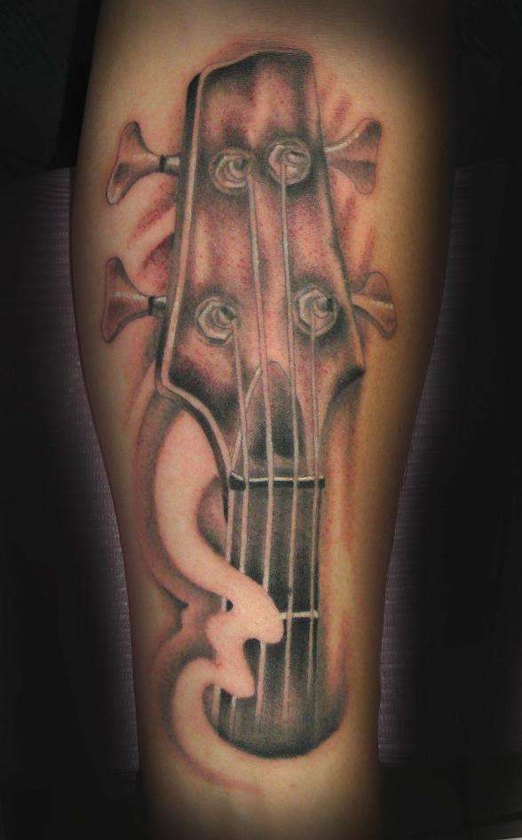 realistic-grey-3d-guitar-front-part-tattoo