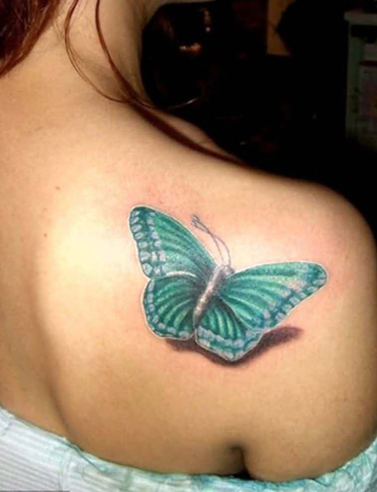 special-3d-butterfly-tattoo-on-right-back-shoulder