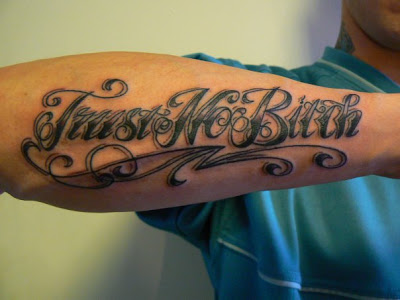 special-3d-lettering-tattoo-on-arm-for-boys