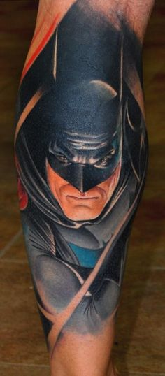 superhero-3d-tattoo-on-whole-leg