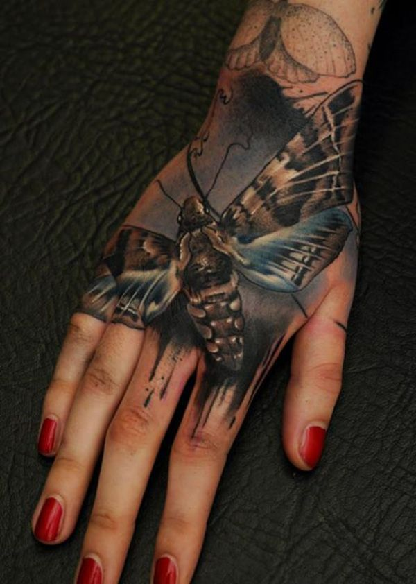 truly-amazing-3d-bee-tattoo-on-hand