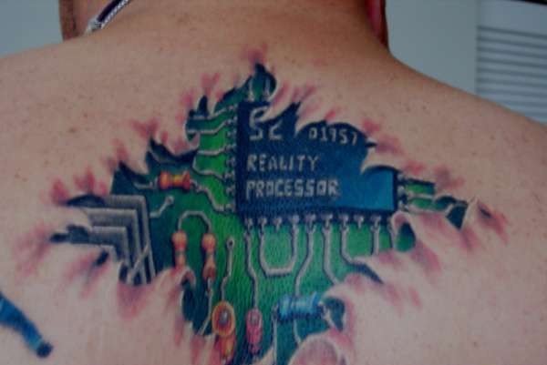 upperback-3d-processor-chip-tattoo