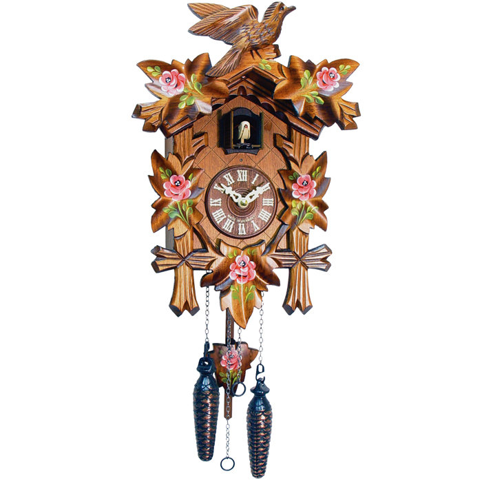 Cuckoo Clock Tattoo Model