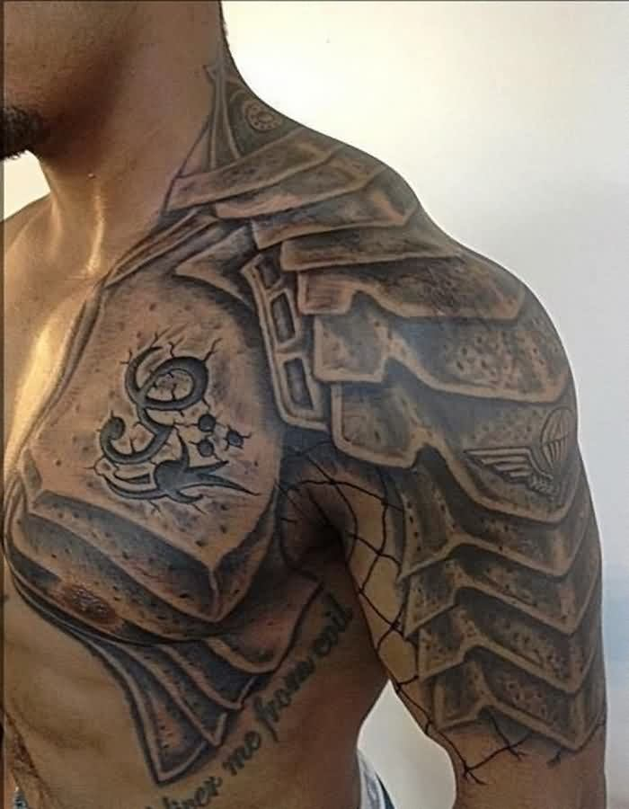 Famous Grey 3D Celtic Tattoos