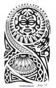 Fresh Maori And Polynesian Tattoo Designs