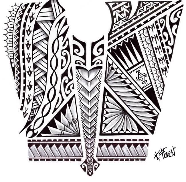Polynesian Tattoos Designs And Ideas  Page 35