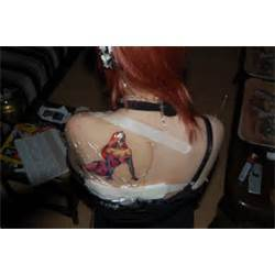 Jessica Rabbit Tattoo Fashion For Girls