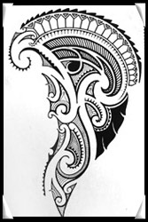 Latest Photo Of Polynesian Tattoo Design