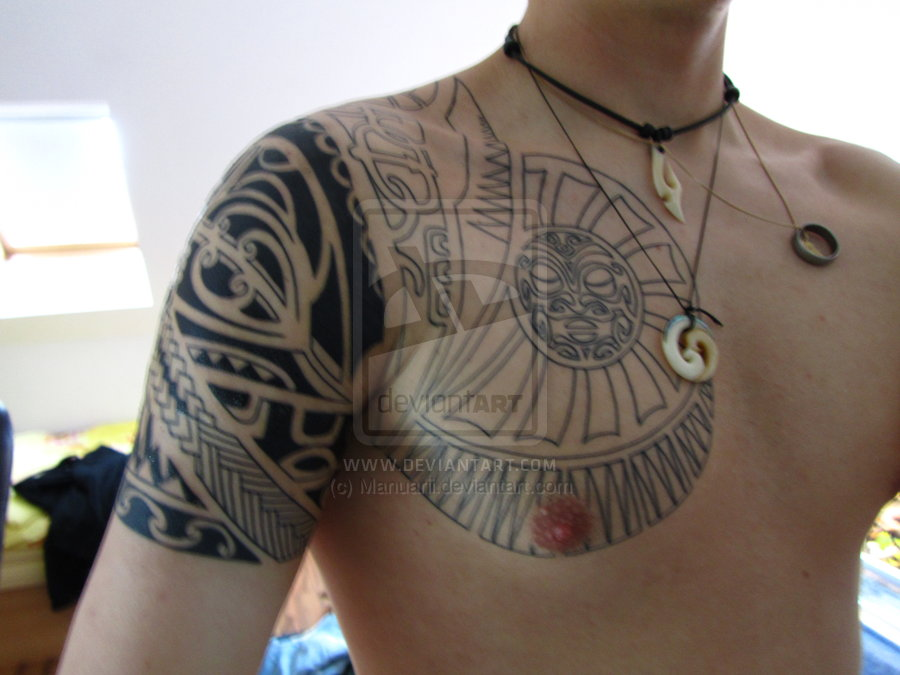 My Polynesian Tattoos
