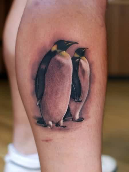 Original Penguins Tattoos