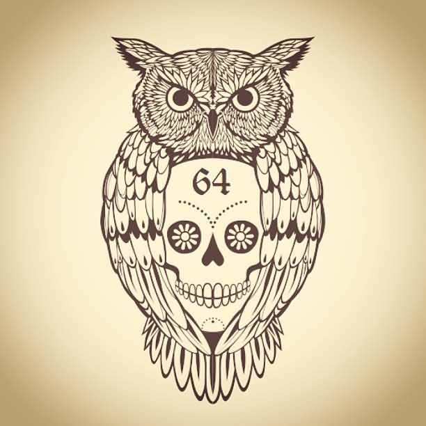 Owl Tattoos Designs And Ideas Page 66