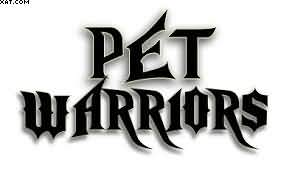 Pet Warriors Tattoo Design