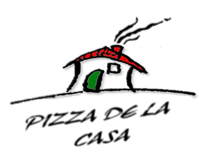 Pizza De La Casa Tattoo Design