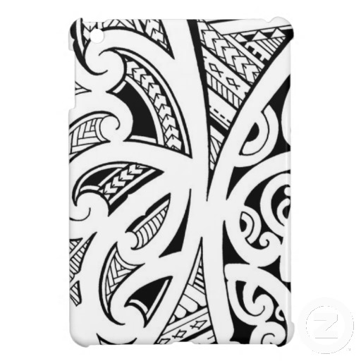 Polynesian Tattoo Mobile Case