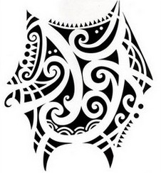 Polynesian Tattoo Photo