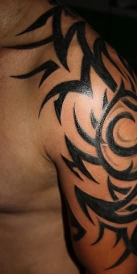 Tribal American Tattoos