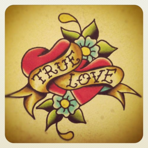 True Love - American Tattoo