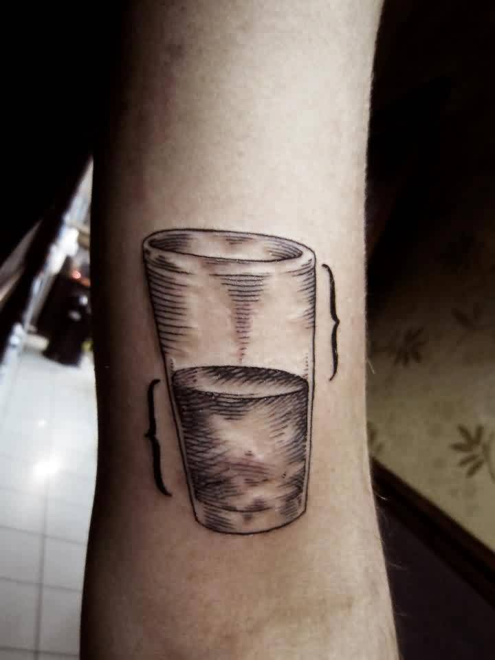 A Glass Tattoo