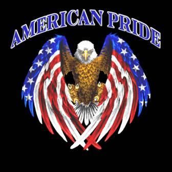 American Pride Tattoo Graphic