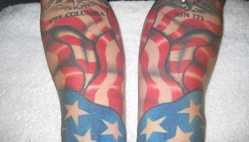 American Sleeve Tattoos (2)