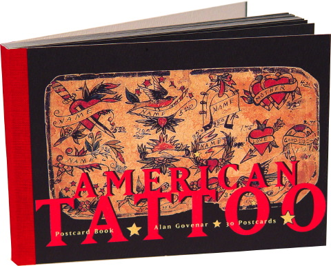 American Tattoo Cards
