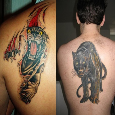 Animal Tattoos Pictures For Men