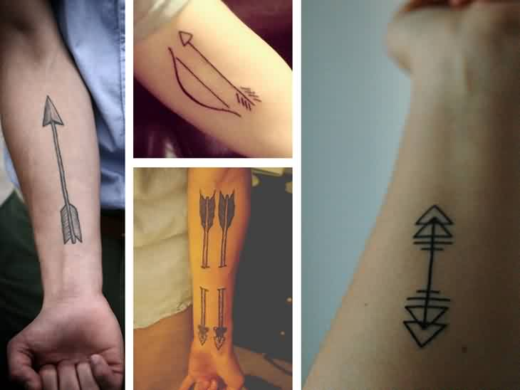 Arrow Tattoo Pictures