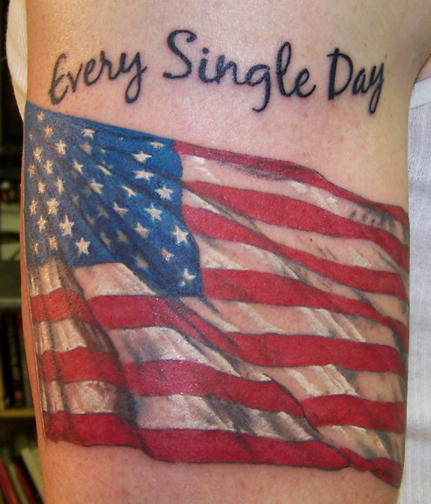 Every Single Day - American Tattoo
