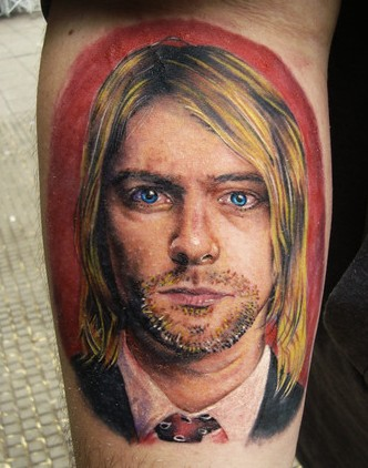 Fantastic Portrait Tattoos