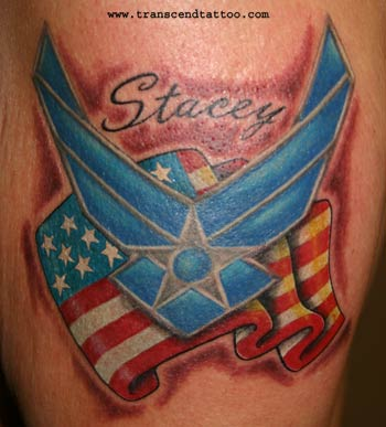 Incredible American Tattoos