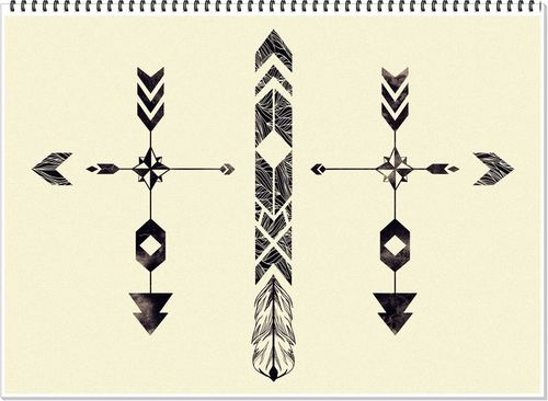 Latest Arrow Tattoo Designs