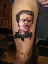 Male Portrait Tattoo