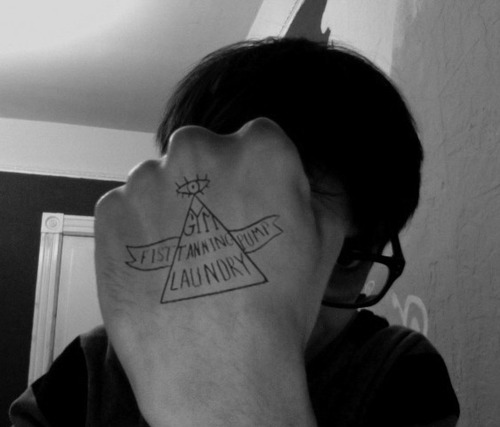 My Pyramid Tattoo
