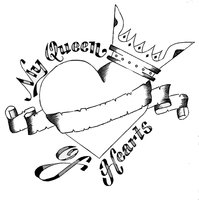 My Queen Of Hearts Tattoo Sample