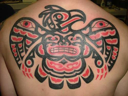 Native American Tattoo Style For Men